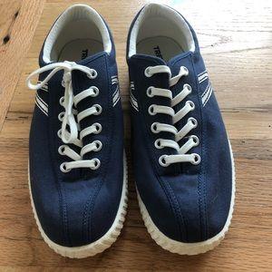 Tretorn Sneakers, like new, 7.5